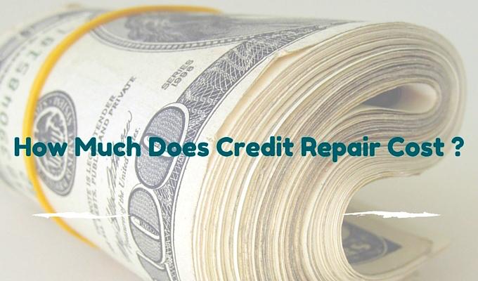 Credit-Repair-Cost